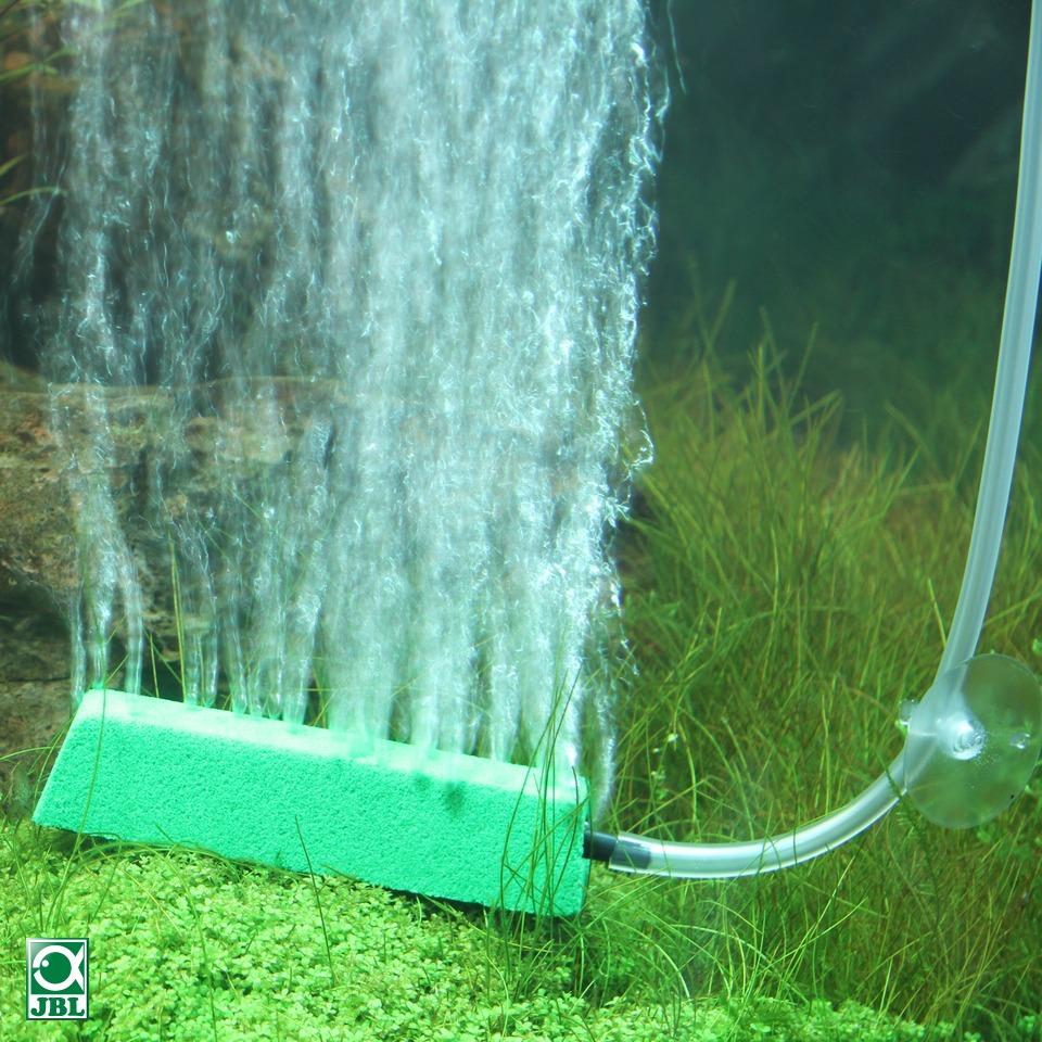 Распылитель для аквариума с мелкими пузырьками своими