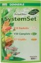 Удобрение для растений Dennerle Perfect Plant System Set на 800л