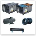 Проточный фильтр для пруда BIO 50 (Pondtech)